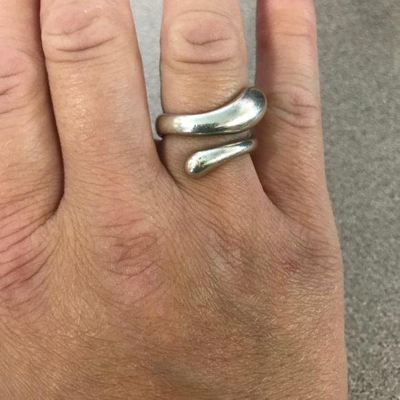 3d6108ffc Tiffany & Co. Jewelry | Elsa Peretti Teardrop Ring | Poshmark